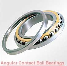 1.181 Inch | 30 Millimeter x 2.441 Inch | 62 Millimeter x 0.63 Inch | 16 Millimeter  SKF 7206 BECBY/W64  Angular Contact Ball Bearings