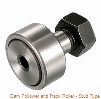 IKO CF10UURM  Cam Follower and Track Roller - Stud Type