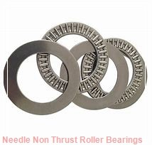 1.125 Inch | 28.575 Millimeter x 1.625 Inch | 41.275 Millimeter x 1.25 Inch | 31.75 Millimeter  IKO BR182620UU  Needle Non Thrust Roller Bearings