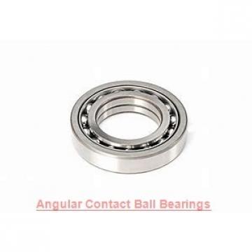 1.772 Inch | 45 Millimeter x 3.346 Inch | 85 Millimeter x 0.748 Inch | 19 Millimeter  SKF QJ 209 MA/C3  Angular Contact Ball Bearings