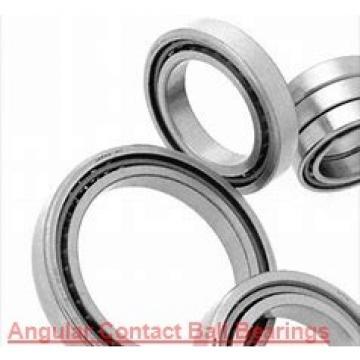 3.346 Inch | 85 Millimeter x 5.906 Inch | 150 Millimeter x 1.102 Inch | 28 Millimeter  SKF 7217 BEGAY  Angular Contact Ball Bearings