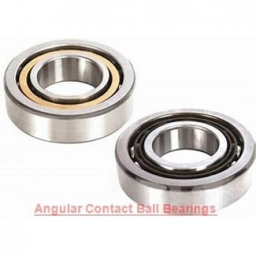 40 mm x 80 mm x 30,17 mm  TIMKEN 5208W  Angular Contact Ball Bearings