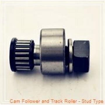 30 mm x 90 mm x 100 mm  SKF NUKR 90 XA  Cam Follower and Track Roller - Stud Type