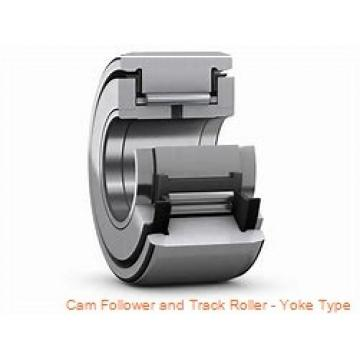 INA LR50/7-2RS  Cam Follower and Track Roller - Yoke Type