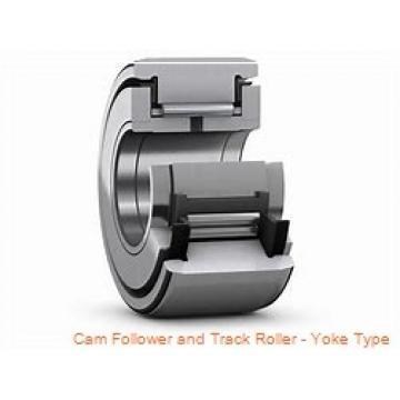 INA NUTR50-X  Cam Follower and Track Roller - Yoke Type