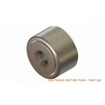 INA NUTR20-X  Cam Follower and Track Roller - Yoke Type