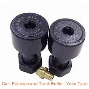 INA NATR5X  Cam Follower and Track Roller - Yoke Type
