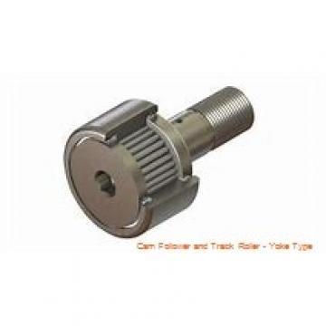 INA LR202-RR-U  Cam Follower and Track Roller - Yoke Type