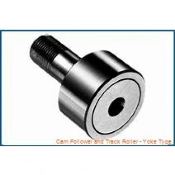 INA RSTO6-TV  Cam Follower and Track Roller - Yoke Type