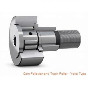 INA NNTR55X140X70-2ZL  Cam Follower and Track Roller - Yoke Type