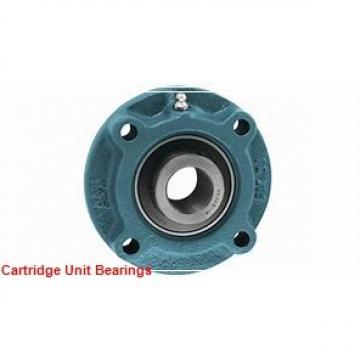 QM INDUSTRIES QMMC13J208SO  Cartridge Unit Bearings