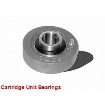 QM INDUSTRIES QVMC17V215SO  Cartridge Unit Bearings