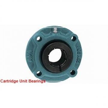 QM INDUSTRIES QMMC11J203SEB  Cartridge Unit Bearings