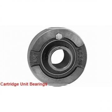 QM INDUSTRIES QVVMC17V075SC  Cartridge Unit Bearings