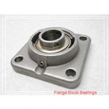 REXNORD ZBR220772  Flange Block Bearings