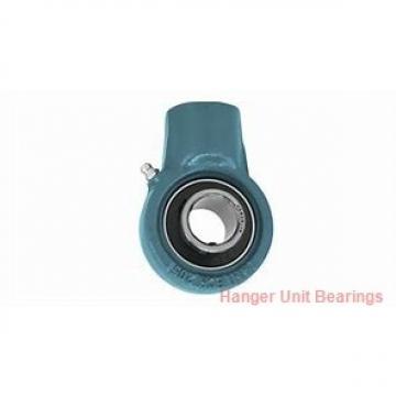 AMI UCHPL206-17MZ2RFB  Hanger Unit Bearings