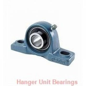 AMI UCHPL202MZ2RFW  Hanger Unit Bearings
