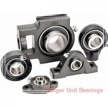 AMI UCHPL202MZ2RFB  Hanger Unit Bearings