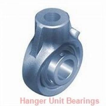 AMI UCHPL206MZ2RFB  Hanger Unit Bearings