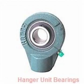 AMI UCHPL203MZ2RFB  Hanger Unit Bearings