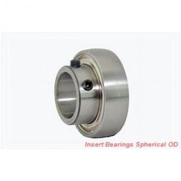 45 mm x 85 mm x 49,22 mm  TIMKEN GYE45KRRB SGT  Insert Bearings Spherical OD