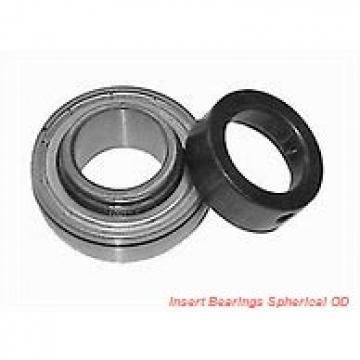 AMI K004  Insert Bearings Spherical OD