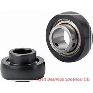 AMI UE207  Insert Bearings Spherical OD