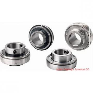 AMI UE207-22  Insert Bearings Spherical OD