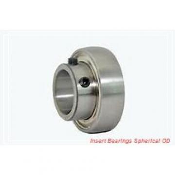 LINK BELT SG212HFFLPA  Insert Bearings Spherical OD