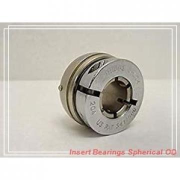100 mm x 180 mm x 98.4 mm  SKF YAR 220-2F  Insert Bearings Spherical OD