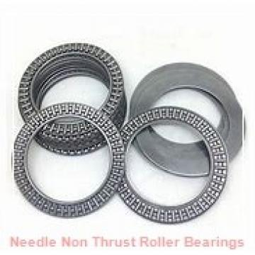 2.125 Inch | 53.975 Millimeter x 2.5 Inch | 63.5 Millimeter x 0.5 Inch | 12.7 Millimeter  IKO BA348ZOH  Needle Non Thrust Roller Bearings