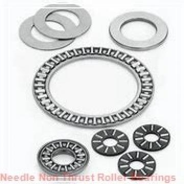 1.625 Inch | 41.275 Millimeter x 2.188 Inch | 55.575 Millimeter x 1.25 Inch | 31.75 Millimeter  IKO BR263520UU  Needle Non Thrust Roller Bearings