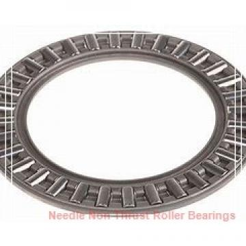 1.25 Inch   31.75 Millimeter x 1.75 Inch   44.45 Millimeter x 1 Inch   25.4 Millimeter  IKO BR202816  Needle Non Thrust Roller Bearings