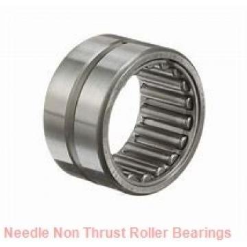 0.5 Inch | 12.7 Millimeter x 0.688 Inch | 17.475 Millimeter x 0.438 Inch | 11.125 Millimeter  IKO YB87  Needle Non Thrust Roller Bearings