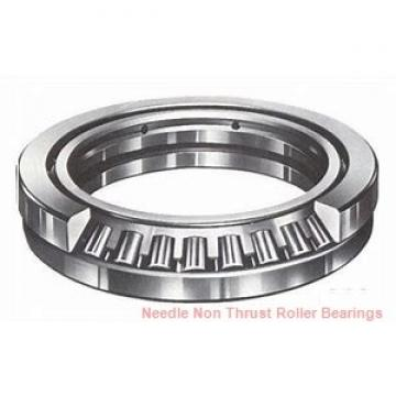 0.813 Inch | 20.65 Millimeter x 1.063 Inch | 27 Millimeter x 0.375 Inch | 9.525 Millimeter  IKO YB136/MF3  Needle Non Thrust Roller Bearings