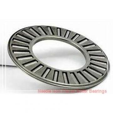 0.375 Inch | 9.525 Millimeter x 0.563 Inch | 14.3 Millimeter x 0.5 Inch | 12.7 Millimeter  IKO YB68/MF3  Needle Non Thrust Roller Bearings